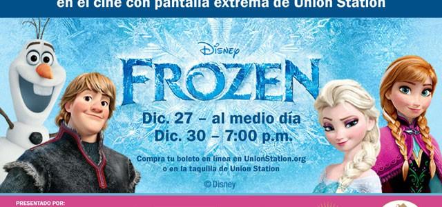 No te lo pierdes la película FROZEN de Disney – EN ESPAÑOL