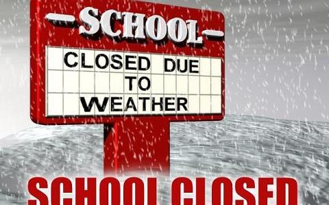 Lista de escuelas canceladas hoy