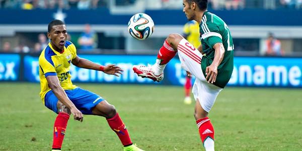 La Selección Nacional de México Abrirá su Gira 2015 por Estados Unidos Contra Ecuador y Paraguay