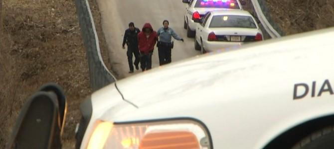Continúa la búsqueda de dos individuos que dispararon a un sheriff esta madrugada