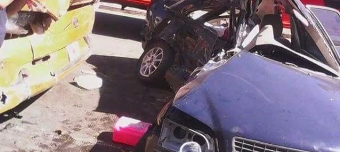 Original Banda El Limón en accidente que dejó 3 muertos