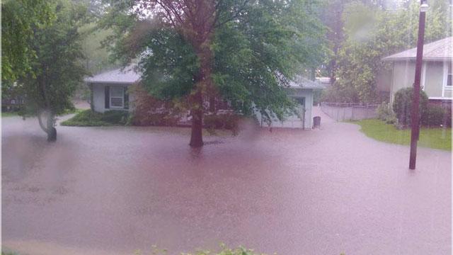 Continúa la alerta por inundaciones hasta las 4pm