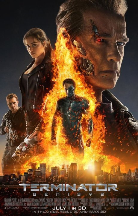 Gana boletos para el estreno de Terminator Genisys